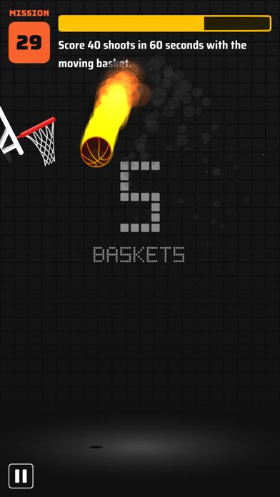 Dunkz - Basketball game screenshot 3