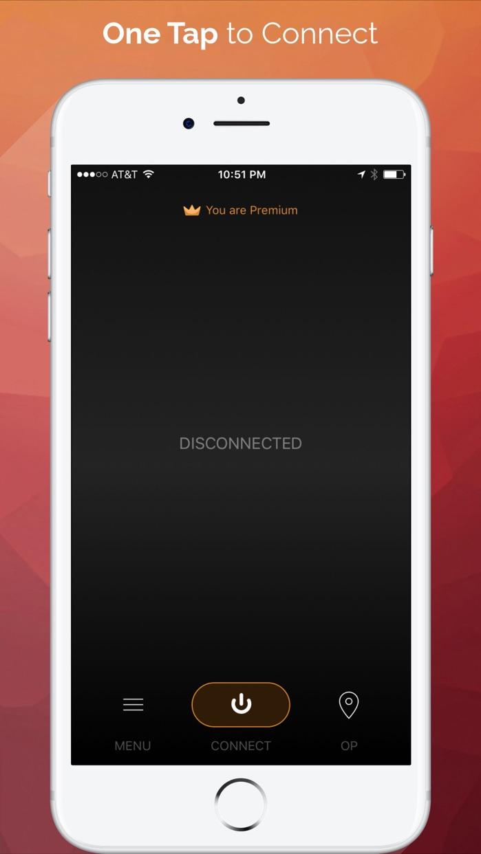 HexaTech Unlimited VPN Proxy Screenshot