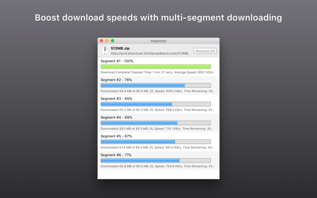 Download Shuttle: Speed Boost on the Mac App Store