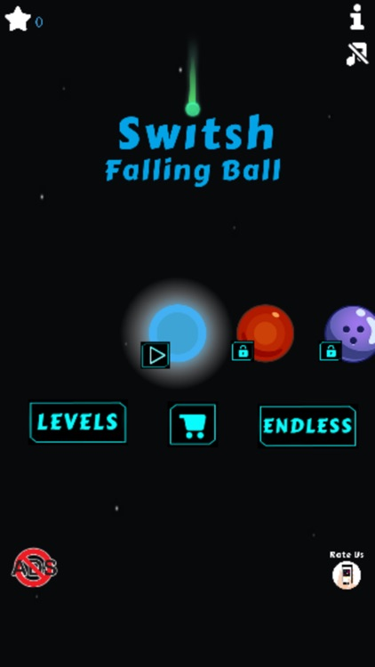 Switsh Falling Ball screenshot-6