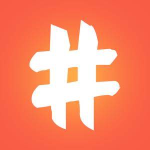 Hot Hashtags for Instagram, Facebook & Twitter app