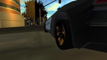 Police Car Driving Simulator 2017 screenshot three