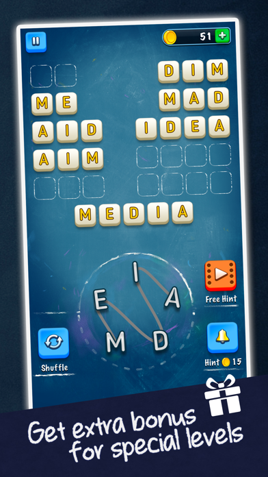 Words - Guess a word game for Windows