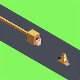 Cubey Hop Challenge