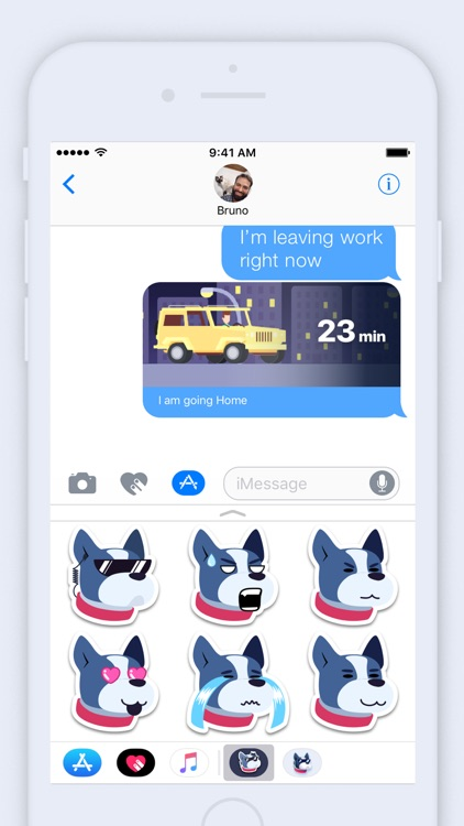 Echo Stickers Pack