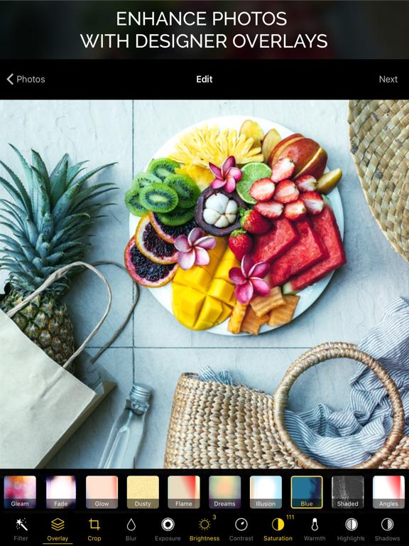 Warmlight - Picture Editor screenshot 11