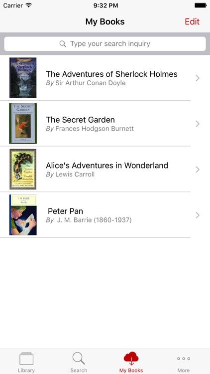 Audiobooks 15000+ screenshot-4