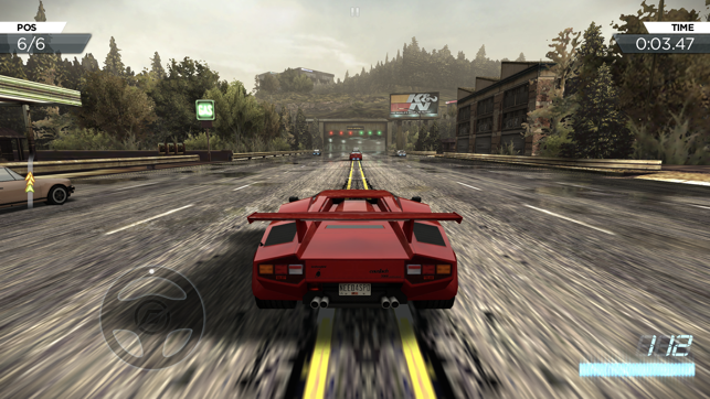 descargar la need for speed most wanted apk