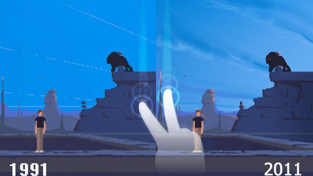 Another World - 20th Screenshot
