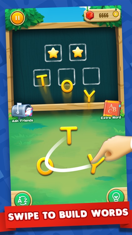 Word Zoo - Word Crossy screenshot-0