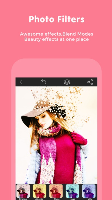 Postick - Text Photo Editor screenshot three