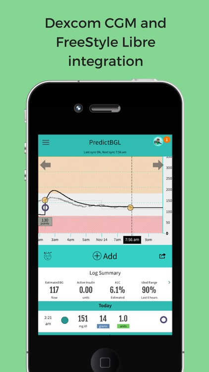 PredictBGL Insulin Dose Calc screenshot-4