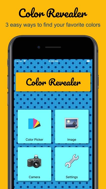 Color Revealer