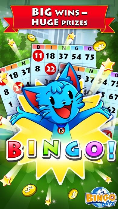 Bingo Blitz: ビンゴ ゲーム- ビンゴ スロットスクリーンショット1