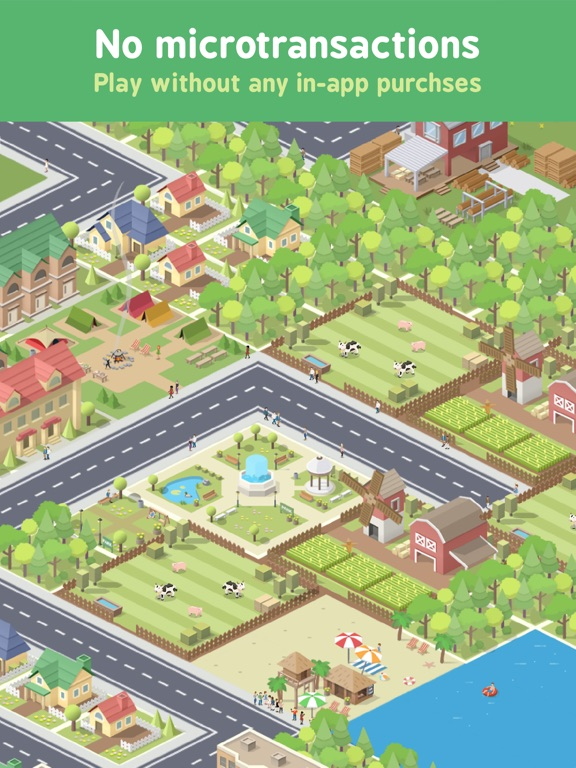 Pocket City screenshot 7
