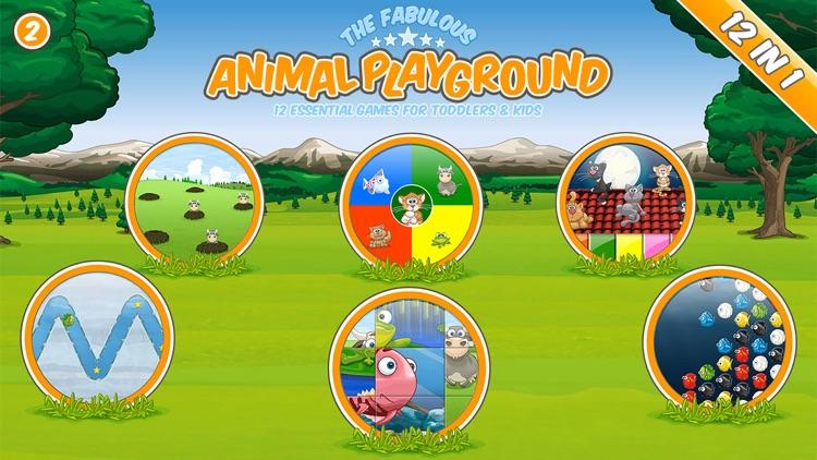 The fabulous Animal Playground