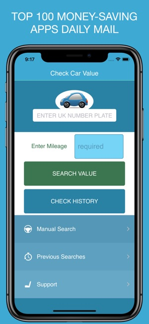 Check Car Value And Valuations On The App Store