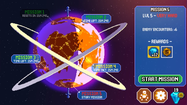 Fusion Heroes screenshot-1