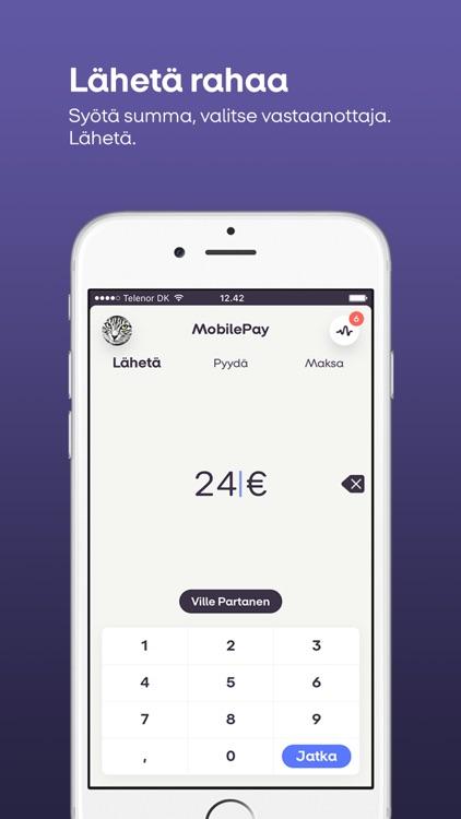MobilePay screenshot-0