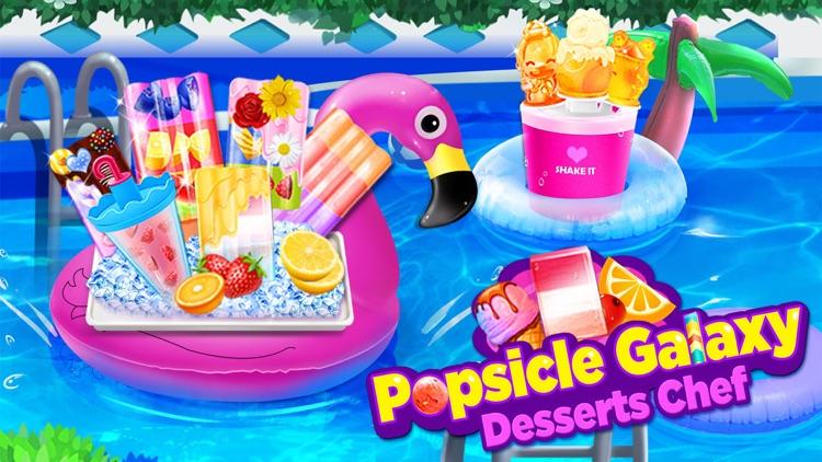 Frozen Ice Pops & Ice Cream screenshot-0