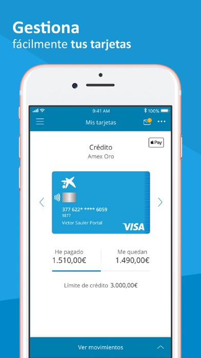 download CaixaBank Pay - Pago móvil apps 2