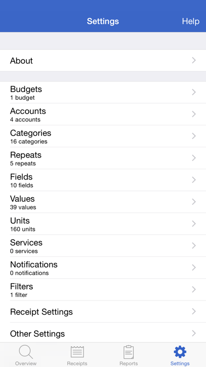 Receipts Pro - Expense Tracker / iOS — AppAgg