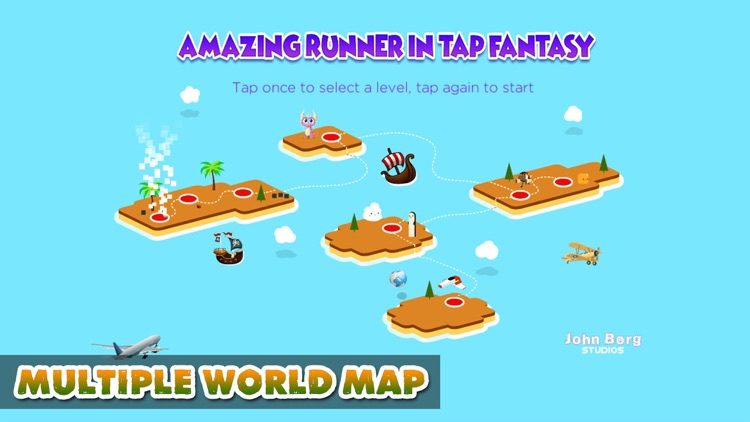 Amazing Runner in Tap Fantasy