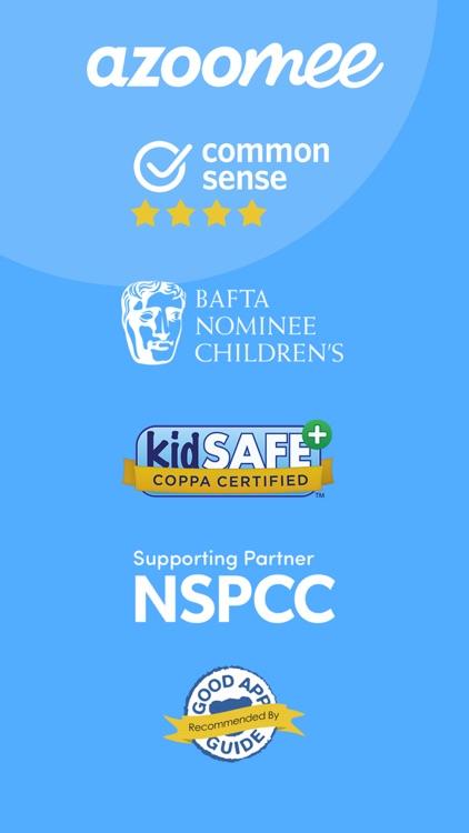 Azoomee - Safe for Kids screenshot-9
