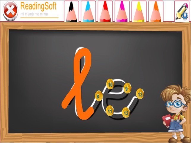 Learn Read and Write