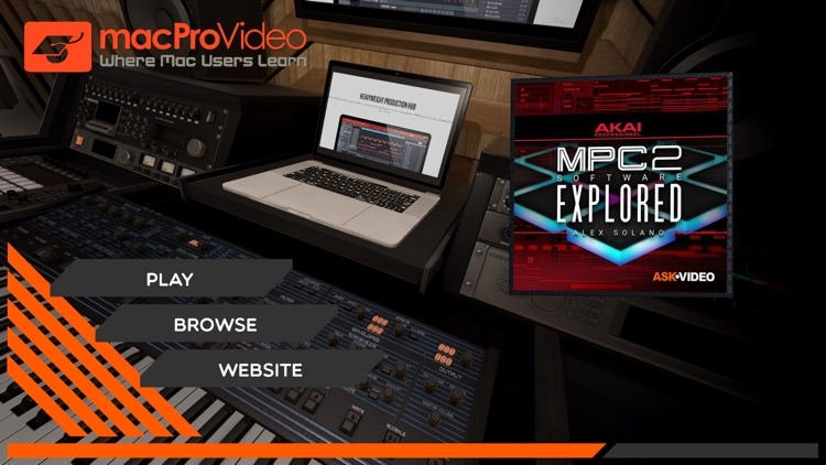 Exploring Course For Akai MPC2 screenshot-0