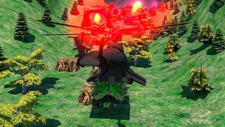 Animals Fire Escape in Jungle screenshot-4