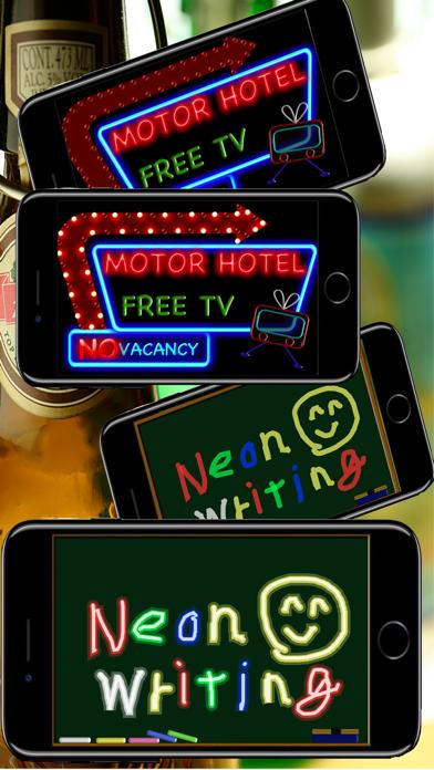 NeonSign screenshot three