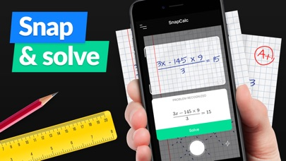 SnapCalc - Math Problem Solver for Windows