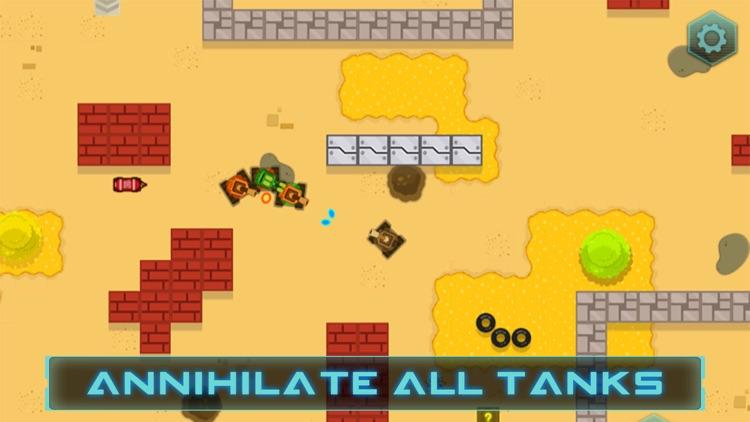Epic Tanks War - Shooting Game screenshot-3