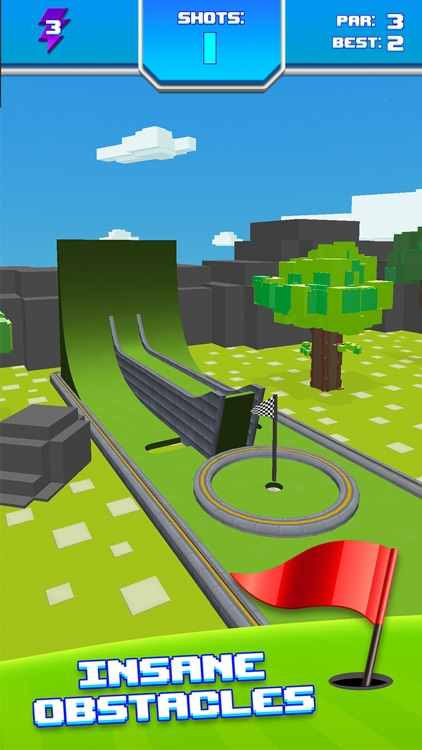 Mini Golf Star Retro Golf Game screenshot-0