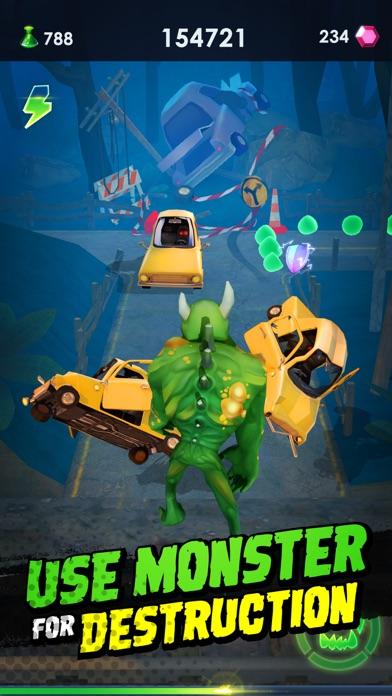 Zombie Run 2: Craft Fun Runner screenshot 1