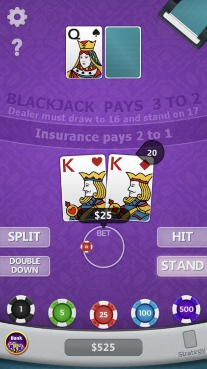 Blackjack ◇ screenshot-3