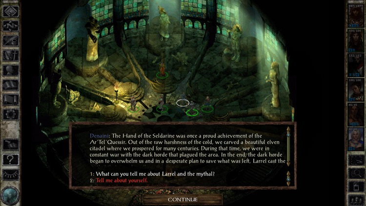 Icewind Dale screenshot-1
