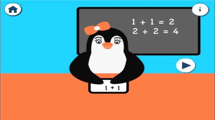 Polly de Pinguïn sommen
