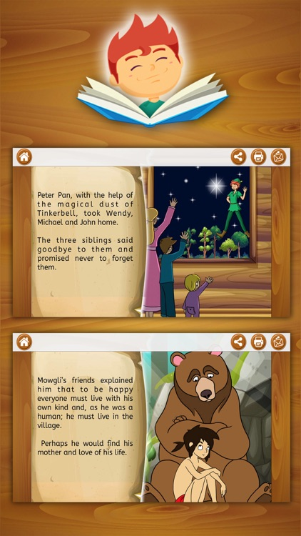 Bedtime Short Classic Tales screenshot-4