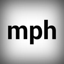GPS Speedometer (mph)