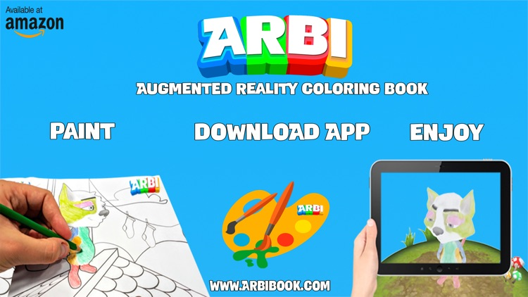 ARBI Color - Augmented Reality