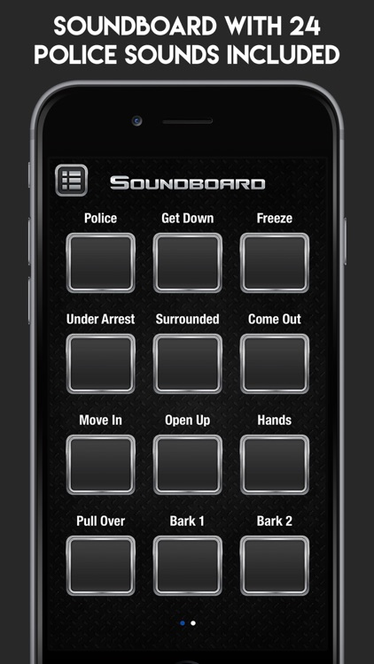 Police Siren - Lights & Sounds screenshot-3