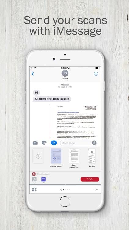 FineScanner PRO - PDF Scanner screenshot-4
