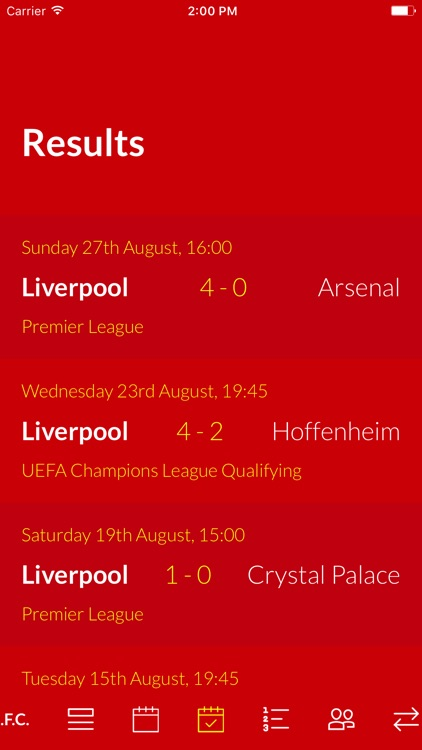 Team Liverpool screenshot-1
