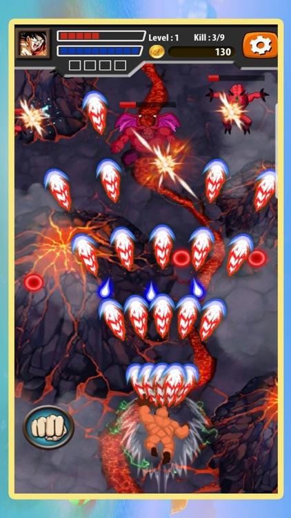 Super Dragon Galaxy Battle