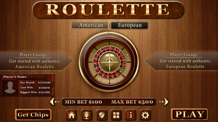 Roulette - Casino Style screenshot-1