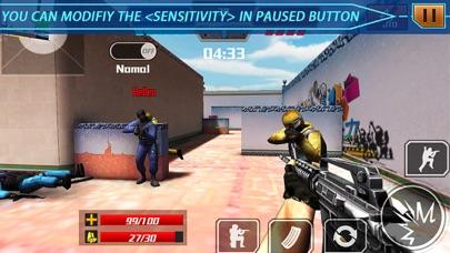 スナイパーシューティングゲームオンライン:fps銃射撃ゲームのおすすめ画像1