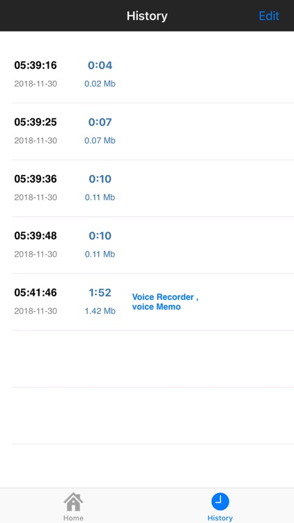 MP3 Voice Recorder screenshot-6