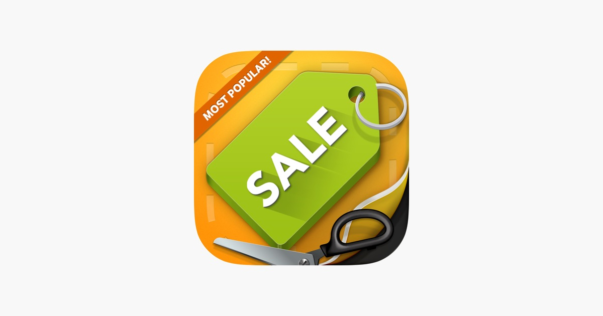 The coupons app on the app store the coupons app on the app store fandeluxe Choice Image